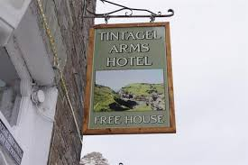 The Tintagel Arms Hotel