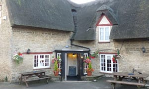 The Red Lion at Yardley Hastings