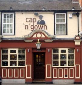 The Cap n Gown