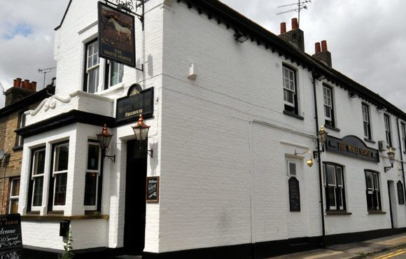 The White Horse Bar & Lounge