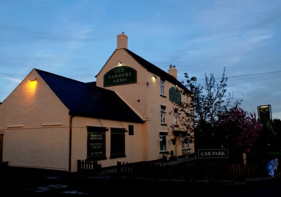 Old Farmers Arms, Bishops Cleeve