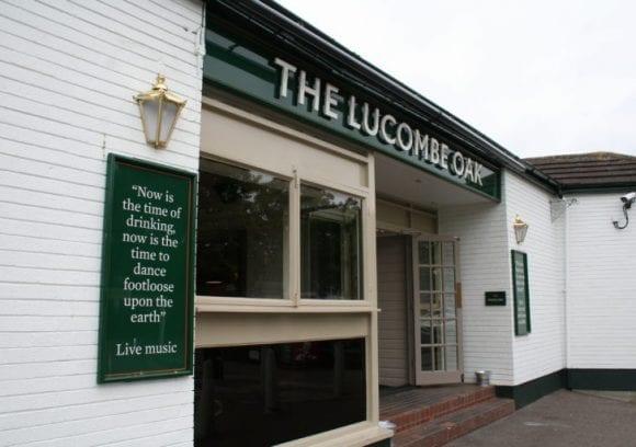 The Lucombe Oak