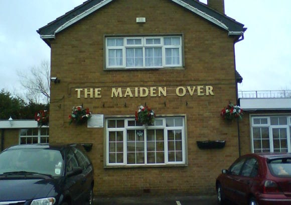The Maiden Over