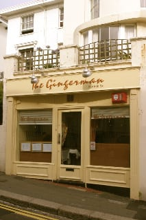 The gingerman